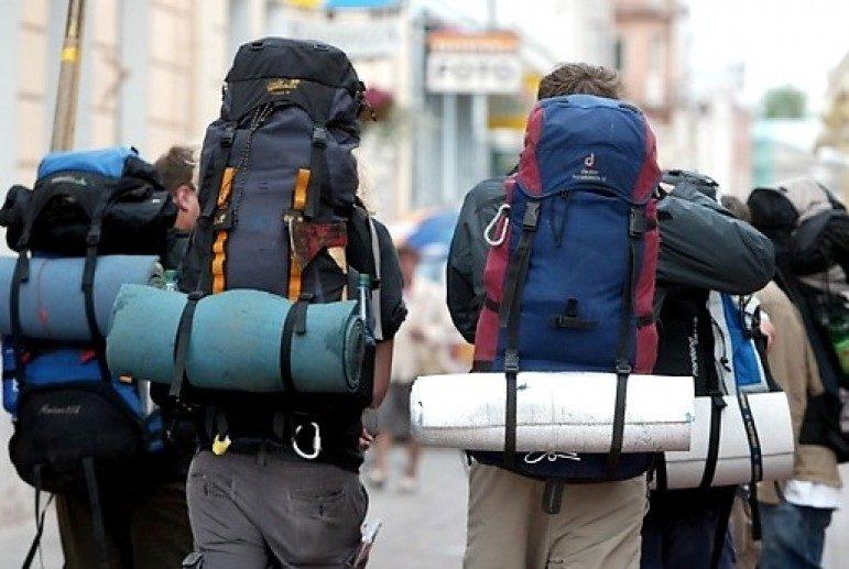 Столицу страны Украина заполгода посетили практически 700 тыс. туристов