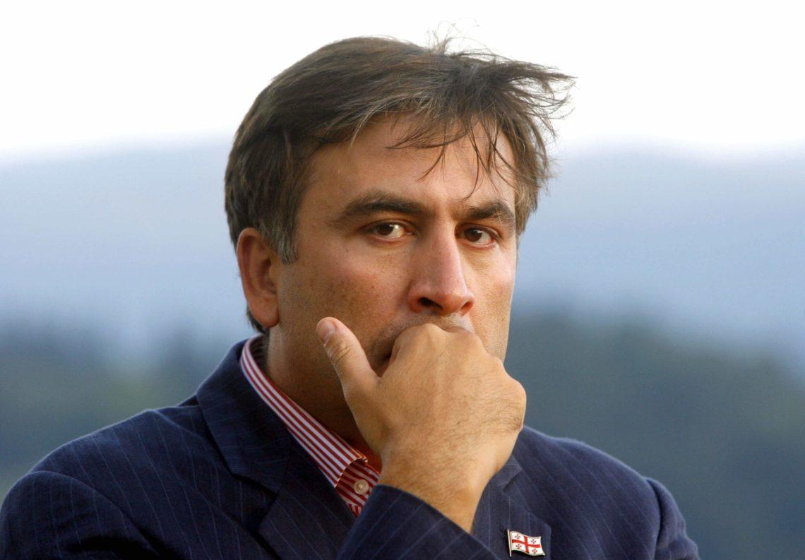 «Правой руке» Саакашвили вручили подозрение поделу опрорыве границы: появилось видео