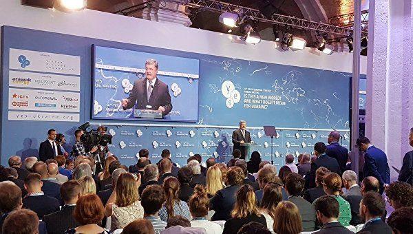 Дипломат: Доокончания войны наДонбассе Украинское государство никто непримет вНАТО