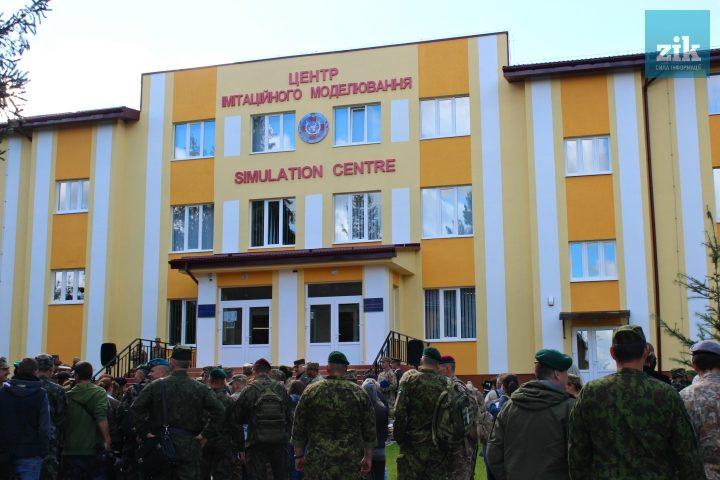Перший вУкраїні. УЛьвівській області відкрили центр імітаційного моделювання бойових дій