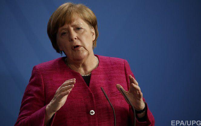 ВДНР прокомментировали слова Меркель поповоду ввода миротворцев вДонбасс
