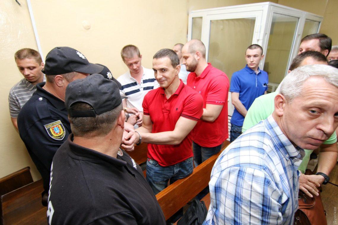 Встычках под судом поделу «2мая» пострадали 35 силовиков— милиция