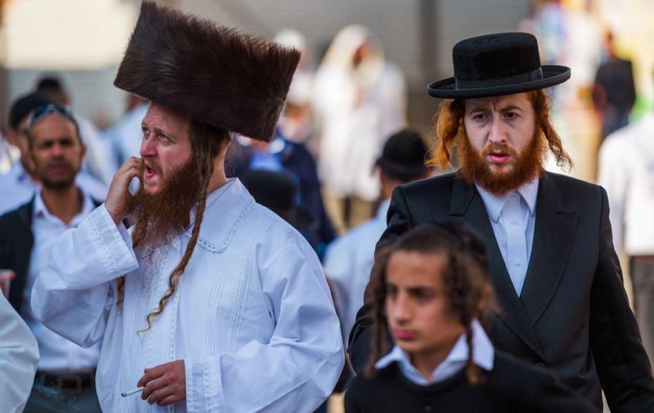 Неменее 21 тыс хасидов приехали вУмань наиудейский Новый год