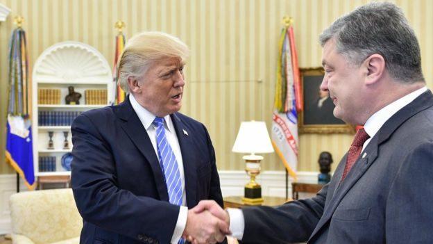 Белый дом еще непринял решение опоставке Украине вооружения