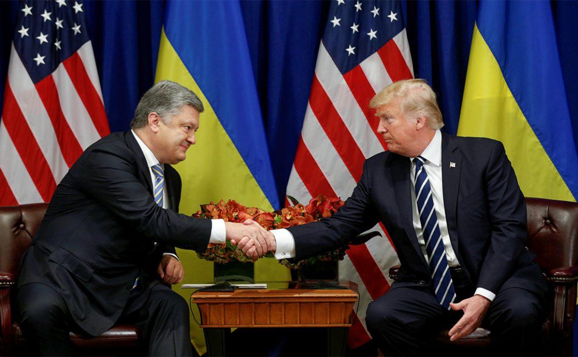 США поддержали введение миротворцев ООН наДонбасс— Порошенко