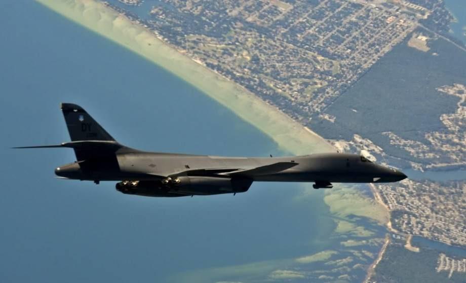 Бомбардировщики ВВС США пролетели квостоку отпобережья КНДР