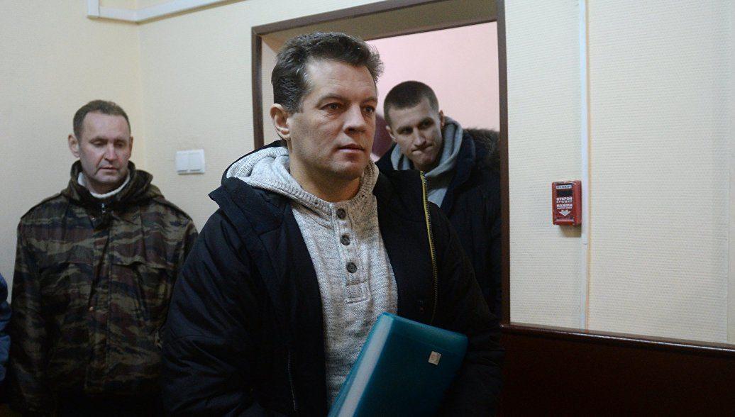 Суд в РФ продлил арест украинского корреспондента Сущенко до30ноября