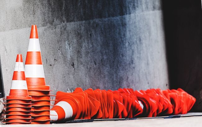 ВКиеве сегодня ограничат движение транспорта через мост наТроещину