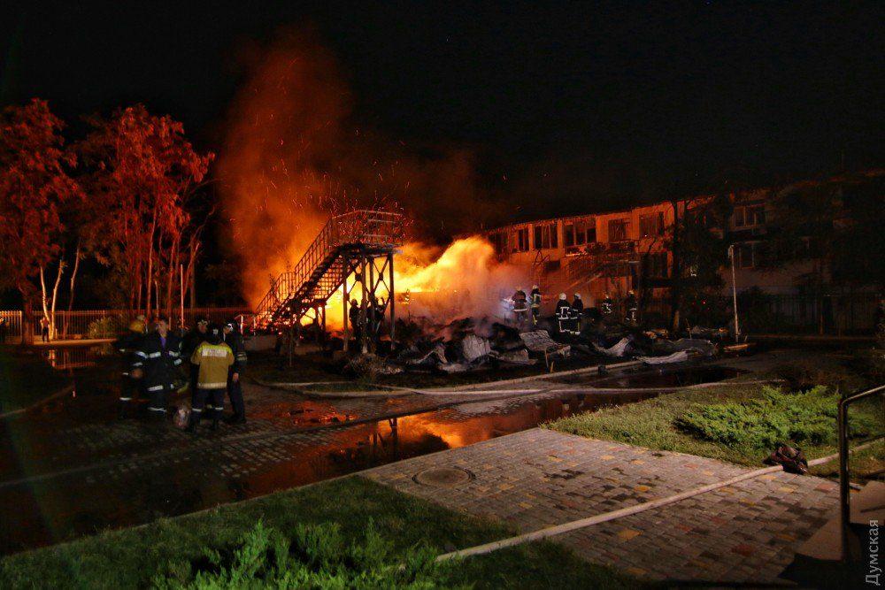 Труханов покрывает чиновников, причастных кпожару в«Виктории»— Мустафа Найем