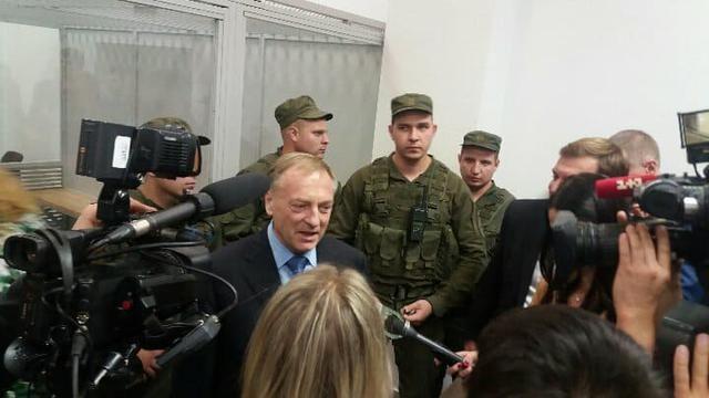 Апелляционный суд начал рассмотрение дела Лавриновича