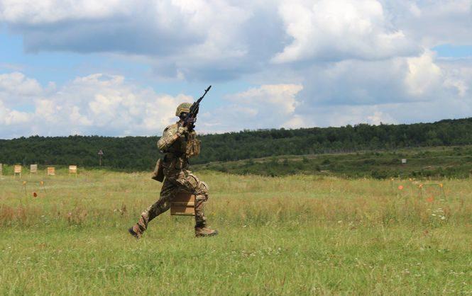 Гражданский умер отвыстрела военного вовремя учений вЗапорожской области