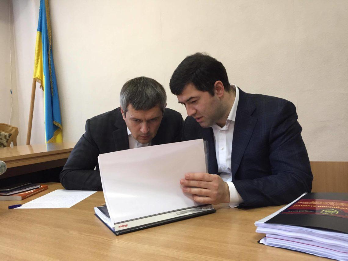 Суд відклав рішення про томи справи Насірова. Він каже про «шоу»