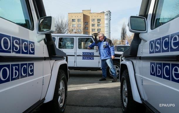 Украинские военные убили мужчину вСчастье— ОБСЕ