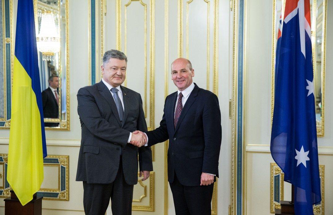 Парубий: Украина иАвстралия убеждены, что виновные втрагедии MH17 будут наказаны