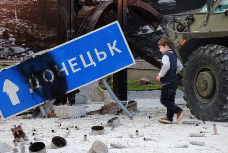 Косачев назвал закон ореинтеграции Донбасса «путем втупик»