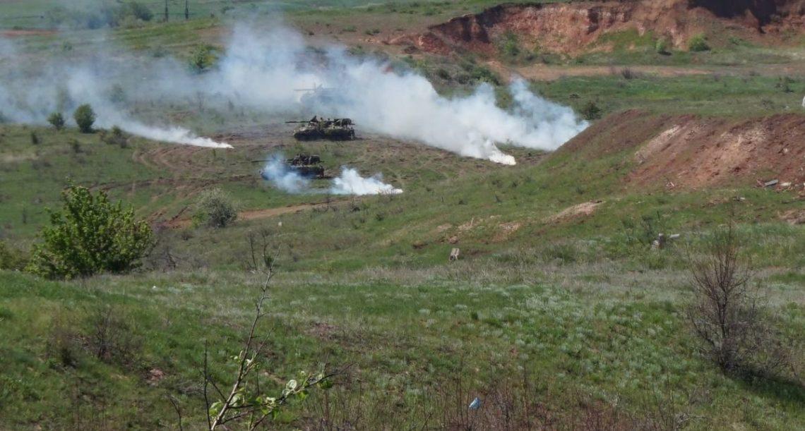 На військовому полігоні уЛьвівській області загинув контрактник