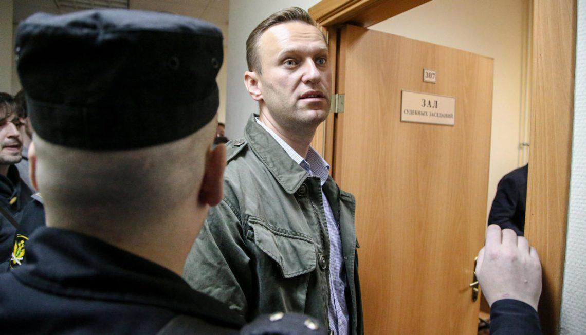 ВИркутске иБратске 7октября сторонники Алексея Навального проведут пикеты