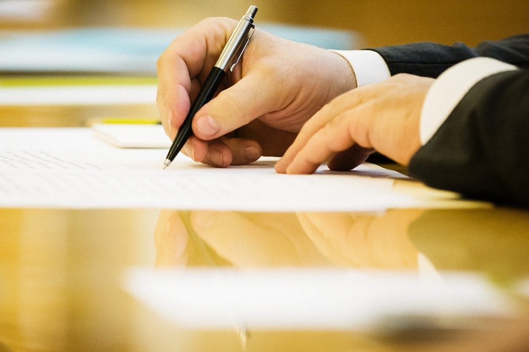 Порошенко подписал указ оконтрразведке