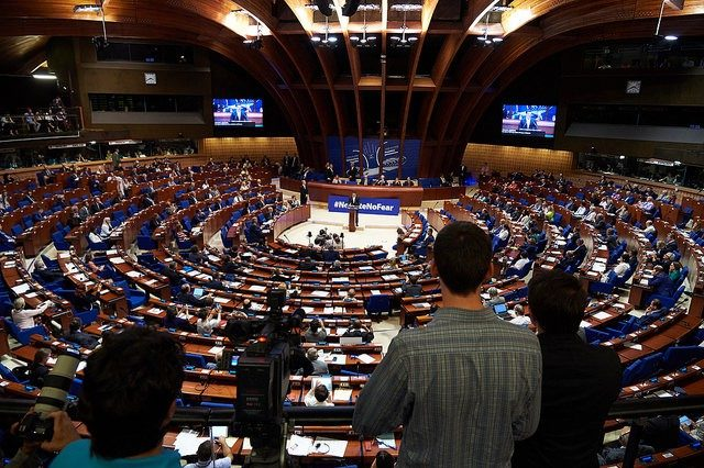 Политолог: требование кСовету Европы подать всуд на РФ - «трюк» украинской столицы