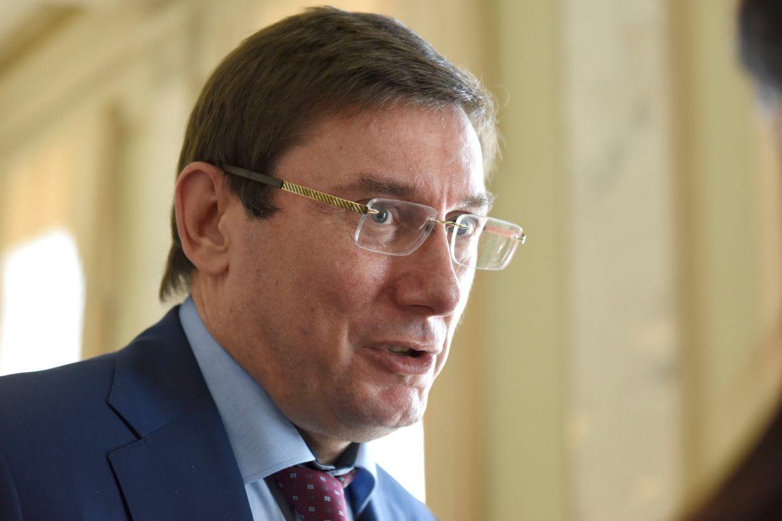 Луценко неисключает, что Муженко позовут надопрос— Взрывы вКалиновке