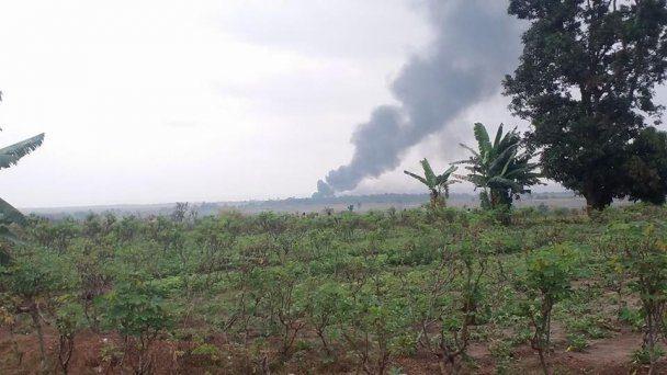 МИД подтвердил смерть украинца в итоге авиакатастрофы самолета «Ан-12» вКонго