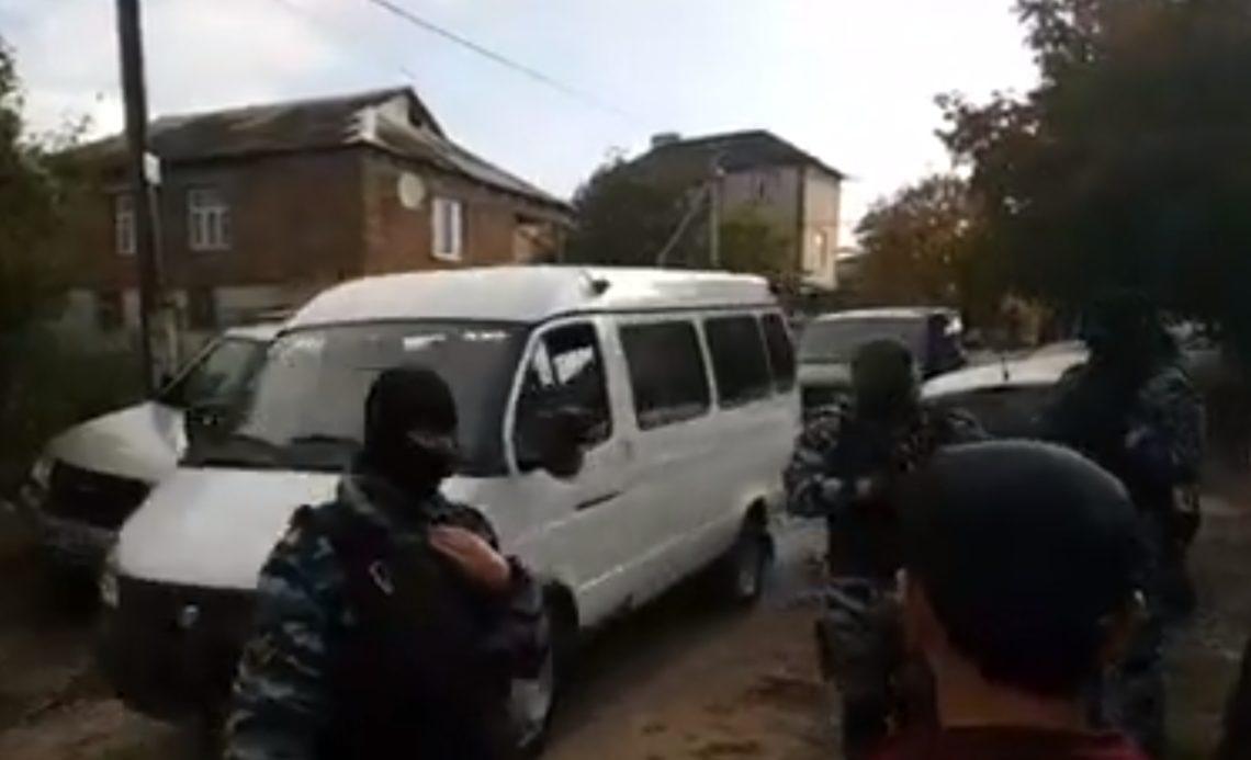 Задержания вБахчисарае: Украина требует отРФ закончить криминальную расправу