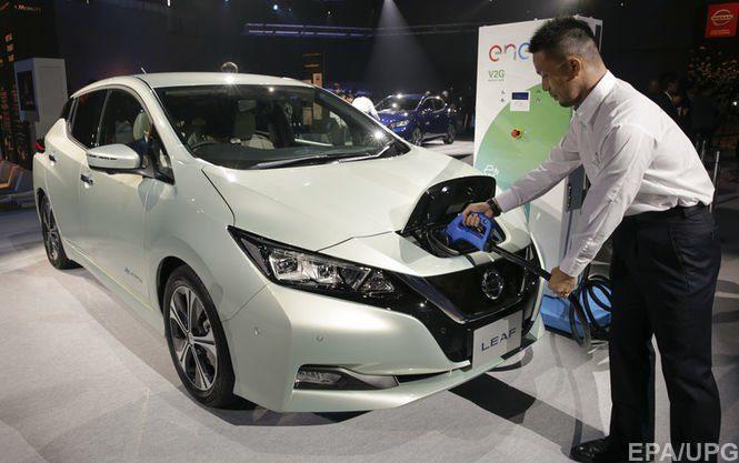 Париж запретит автомобили нагорючем к 2030-ому