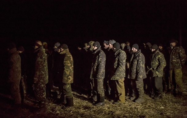 ВСБУ сказали, сколько украинцев находятся вплену боевиков наДонбассе