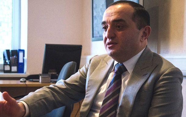 Соратника Саакашвили непустили в государство Украину