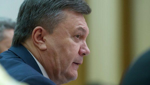 Януковичу продлили право навременное убежище в Российской Федерации еще нагод