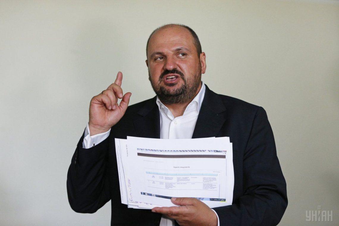 Народного депутата Розенблата задержали ваэропорту сбриллиантами изолотом