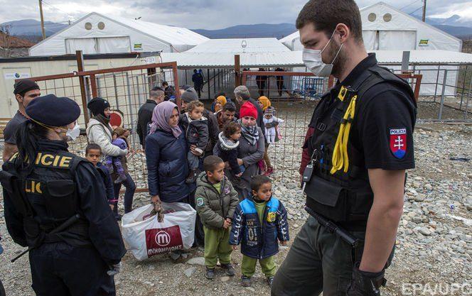 Европарламент вводит новейшую автоматическую систему распределения беженцев