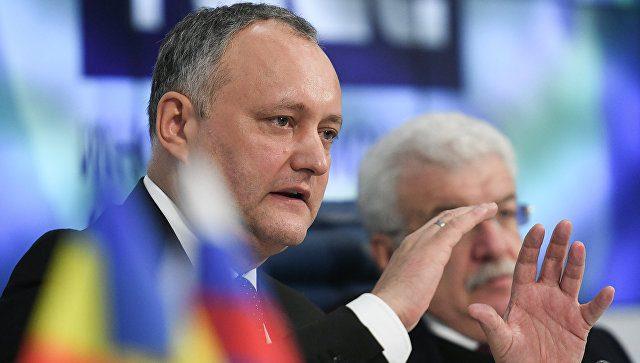 «Временным президентом» Молдовы вместо Додона будет спикер парламента