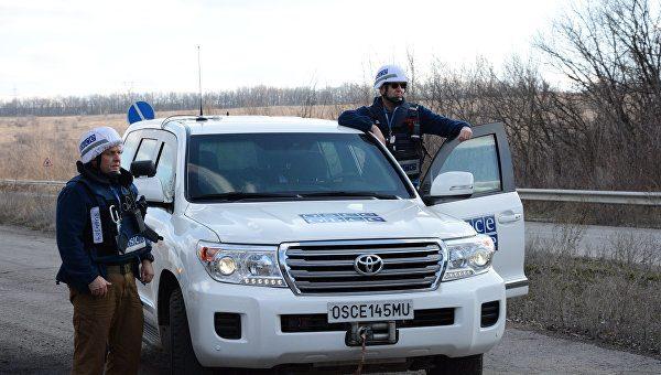 Миссия ОБСЕ спрогнозировала обострение конфликта вДонбассе