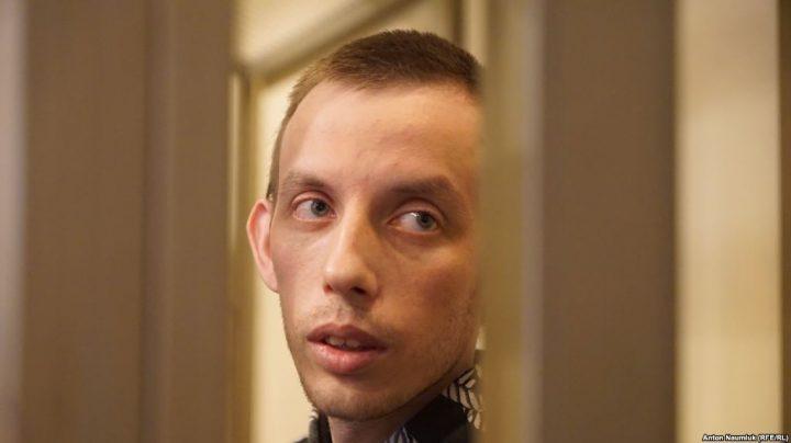 Политзаключенный Руслан Зейтуллаев написал около пяти заявлений с требованием экстрадировать его в Украину