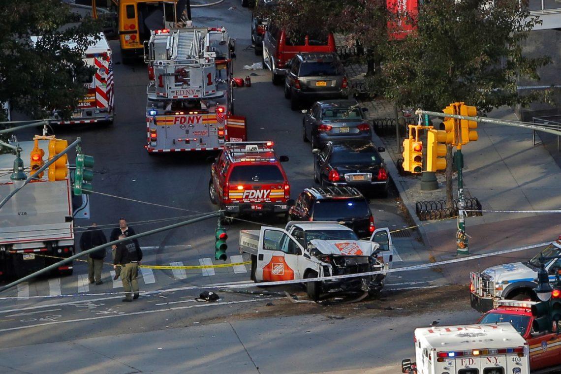Поменьшей мере 5-ти человек пострадали из-за стрельбы вНью-Йорке