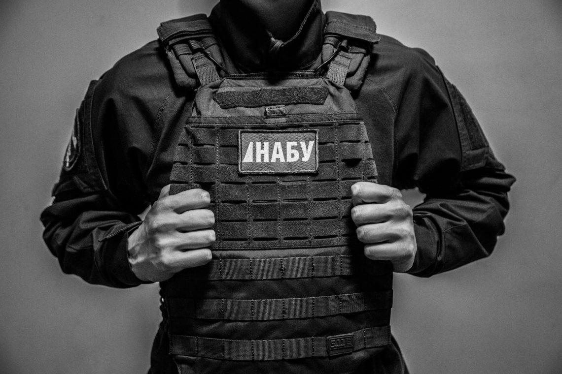 НАБУ обшукує чиновників Нацполіціі у«справі рюкзаків»
