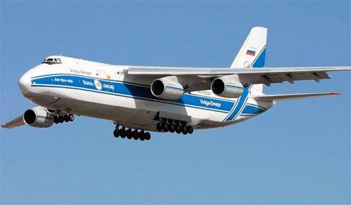 Украина проконтролирует техническое состояние русского самолета «Руслан»
