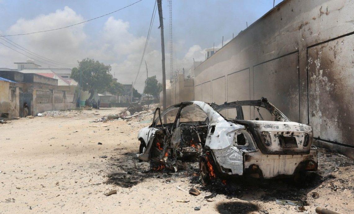 США нанесли удары побоевикам вСомали