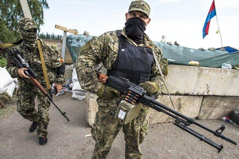 Полицейский «ДНР» сбил насмерть людей ипропал