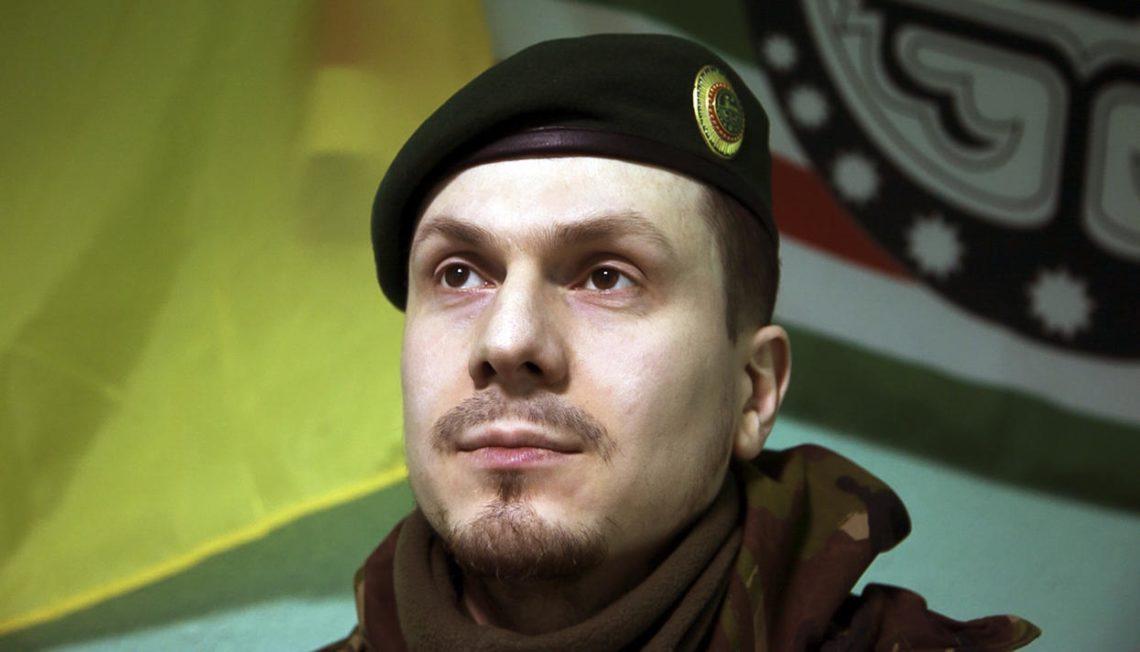 Украинские следователи отыскали  автомат сДНК убийцы Амины Окуевой