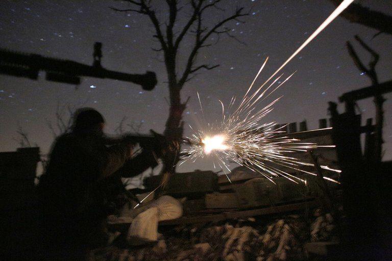 ВСУ несут потери взоне военных действий наДонбассе— Обстановка накаляется