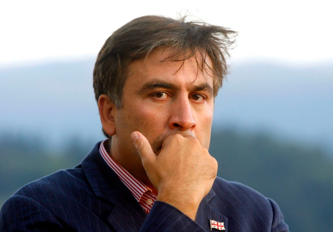 Саакашвили проинформировал о задержании своего несовершеннолетнего сына ваэропорту украинской столицы