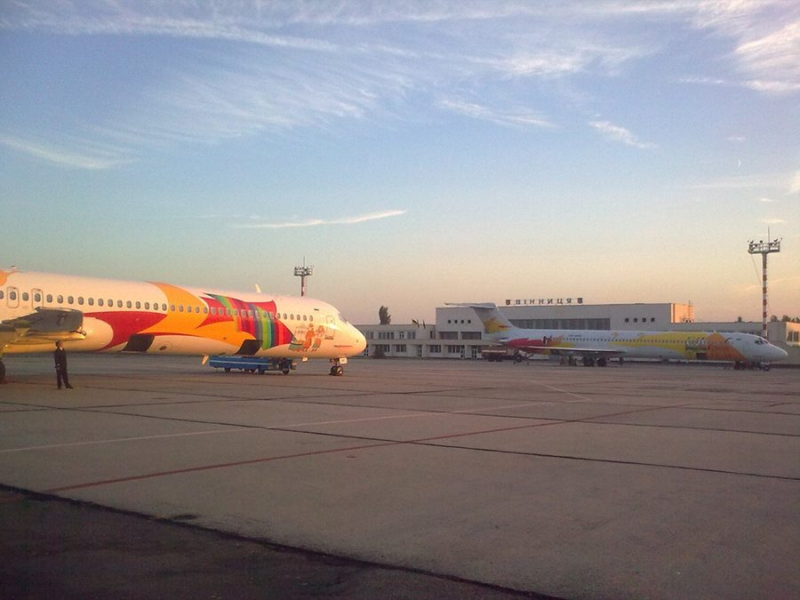 Вчерашние звонки о«заминировании» 10 украинских аэропортов поступили изсоседнего государства— Нацполиция