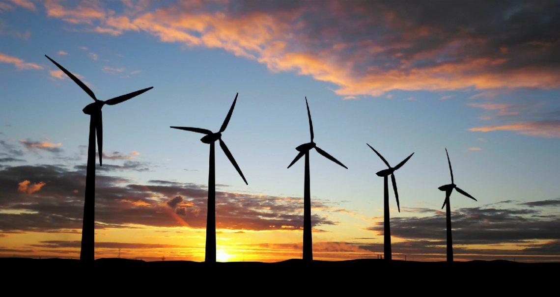 ВХерсонской области запустили ветроэлектростанцию— другая энергетика