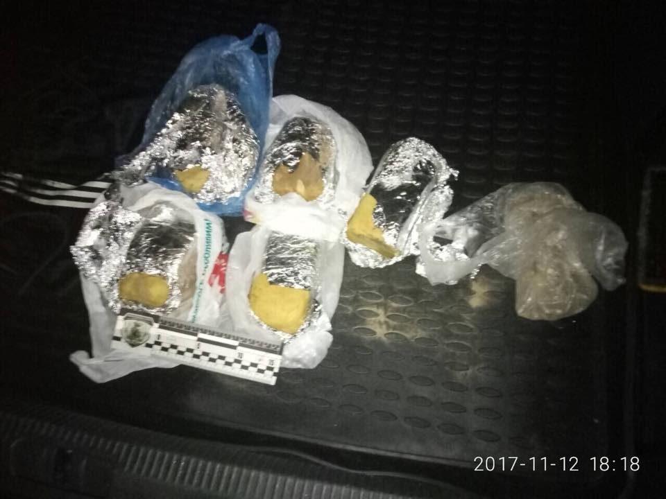 Милиция  украинской столицы  нашла  машину совзрывчаткой