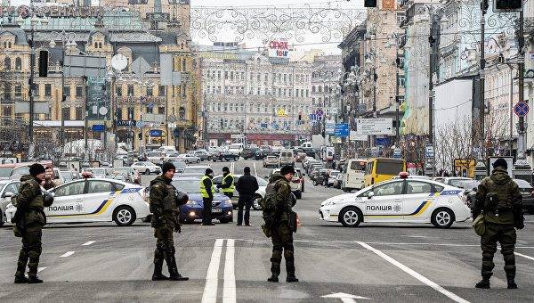 Киевская милиция  возбудила уголовное дело из-за обнаружения взрывчатки