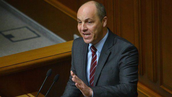 Основной темой парламентской недели будет госбюджет на предстоящий год - Парубий