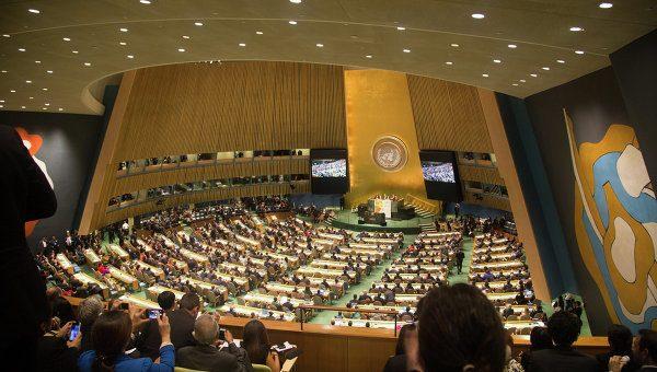 Завтра комитет ООН рассмотрит обновленную резолюцию поКрыму