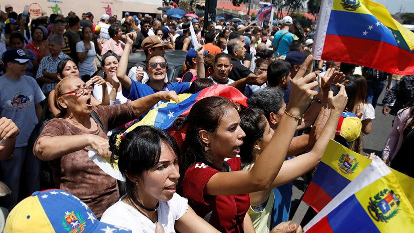 ВВенесуэле государство возьмёт под контроль социальные сети